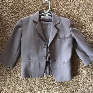 Other - Grey toddler 3-piece suit